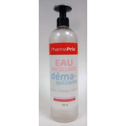 PharmaPrix - Eau micellaire démaquillante (500 ml)