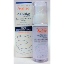 Avène - A-OXitive Soin contour des yeux lissant (15 ml)