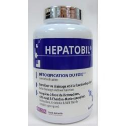 INELDEA - HEPATOBIL Détoxification du foie