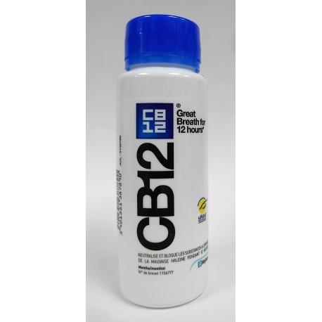 CB12 - Bain de bouche 12 heures de bonne haleine (250 ml)