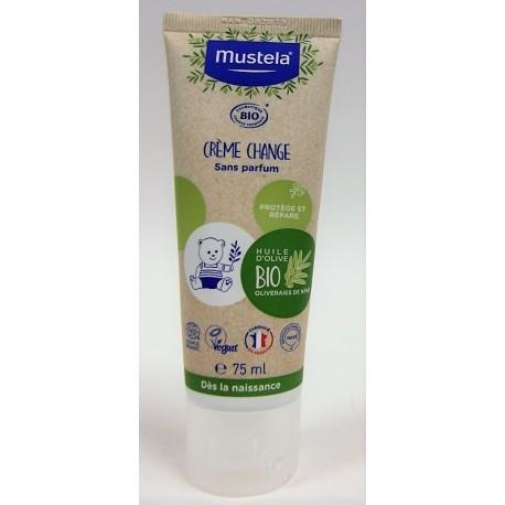 Mustela - Crème Change Bio sans parfum (75 ml)