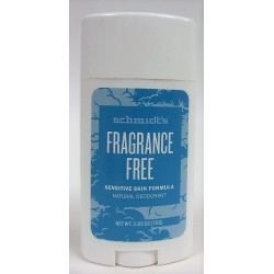 Schmidt's - Déodorant naturel sans parfum (vegan)