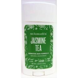 Schmidt's - Déodorant Thé au jasmin Peaux sensibles (vegan)
