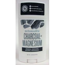 Schmidt's - Déodorant naturel Charcoal + Magnésium (vegan)