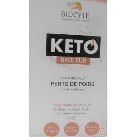 Biocyte - KETO Brûleur (perte de poids)
