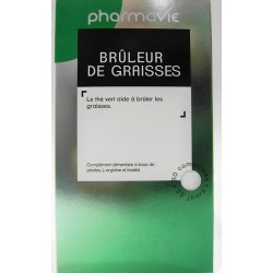 PharmaVie - Brûleur de graisses Thé vert (perte de poids)