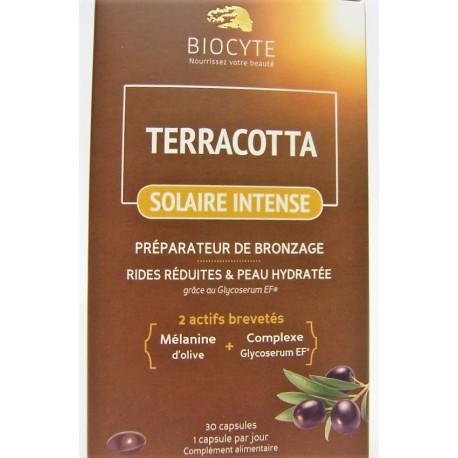 Biocyte - TERRACOTTA préparateur de bronzage (30 capsules)