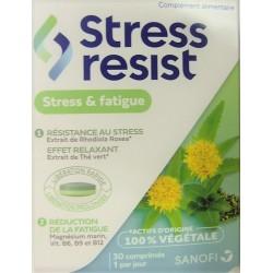 Stress resist - Stress & fatigue (30 comprimés)