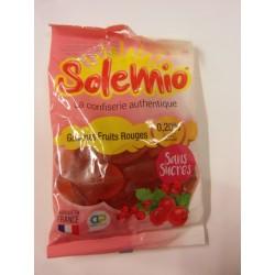 Solemio - Gommes Fruits Rouges (sans sucres)