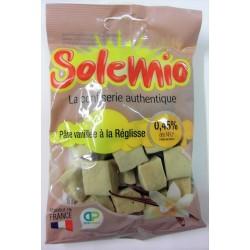 Solemio - Pâte vanillée à la Réglisse