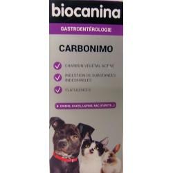 biocanina - Carbonimo . Charbon végétal activé