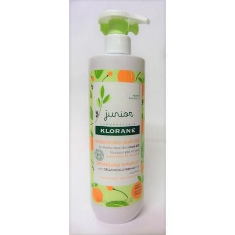 Kllorane - Junior . Shampooing démêlant à l'Avoine Bio (500 ml)