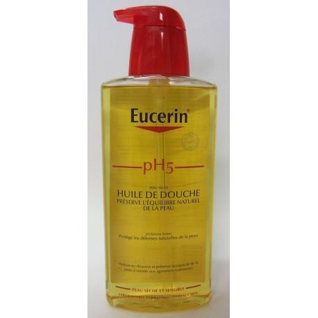 Eucerin - Huile de douche pH5 (400 ml)
