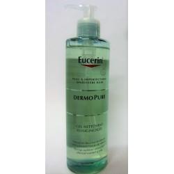 Eucerin - Dermopure Gel nettoyant . Peau à imperfections (400 ml)