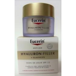 Eucerin - Hyaluron-Filler Elasticity . Soin de jour SPF15 (50 ml)