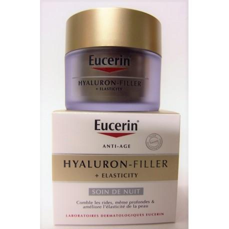 Eucerin - Hyaluron-Filler Elasticity . Soin de nuit (50 ml)
