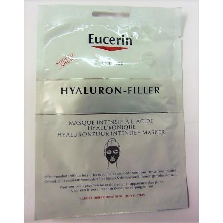 Eucerin - Hyaluron-Filler Masque intensif à l'Acide Hyaluronique