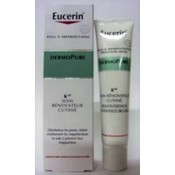 Eucerin - Dermopure K10 . Soin rénovateur cutané Peau à imperfections (40 ml)