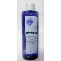 Klorane - Démaquillant waterproof Yeux au bleuet Bio . Yeux sensibles (200 ml)
