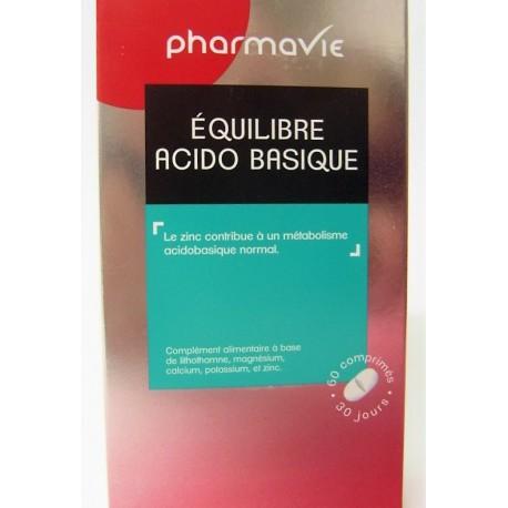 PharmaVie - Equilibre Acido Basique (60 comprimés)