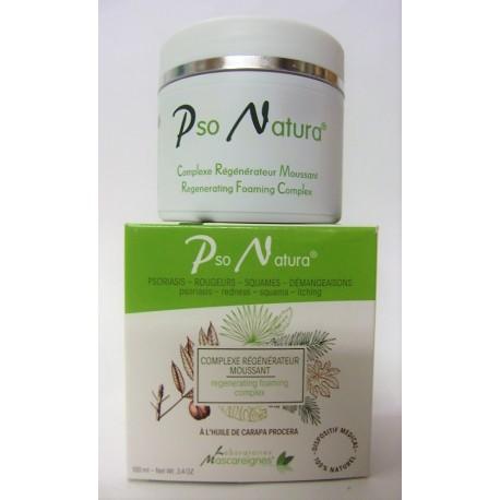 Pso Natura - Complexe régénérateur moussant (100 ml)