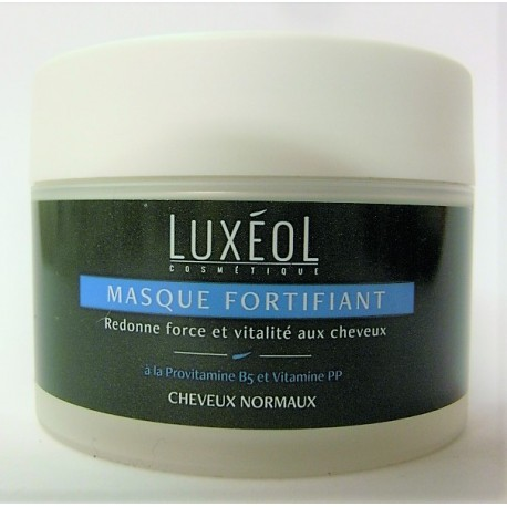 Luxeol - Masque Fortifiant . Force et vitalité . Cheveux normaux (200 ml)