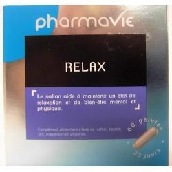 PharmaVie - Relax . Bien-être mental et physique (60 gélules)