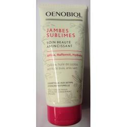 Oenobiol - Jambes sublimes Soin beauté amincissant (200 ml)