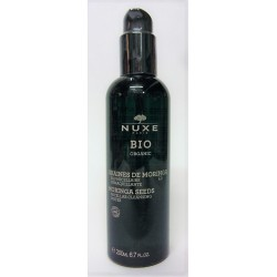 Nuxe Bio -Eau micellaire démaquillante Graines de Moringa (200 ml)