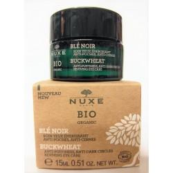 Nuxe Bio - Soin Yeux énergisant anti-poches, anti-cernes . Blé noir (15 ml)