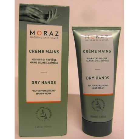 Moraz - Crème mains sèches, abîmées (100 ml)