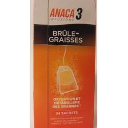 ANACA 3 - Brûle-Graisses Infusions (24 sachets)