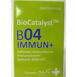 Melio Vie - BioCatalyst B04 IMMUN+ Défenses immunitaires (15 gélules)