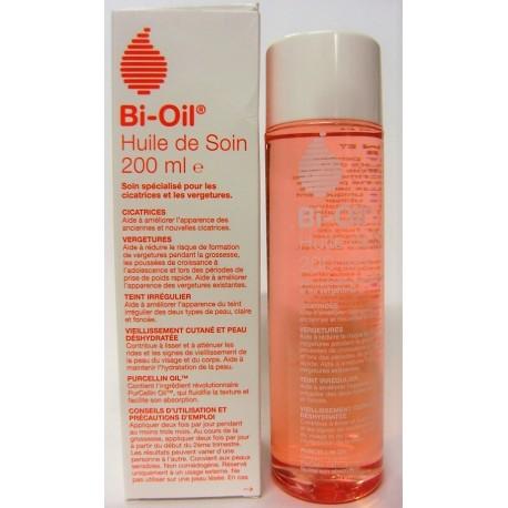 Bi-Oil - Huile de soin . Cicatrices et vergetures (200 ml)