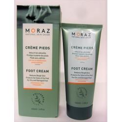 Moraz - La Crème Pieds Pieds secs, abîmés (100 ml)