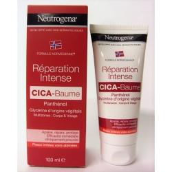 Neutrogena - Réparation Intense Cica- Baume . Peaux irritées, abîmées (100 ml)