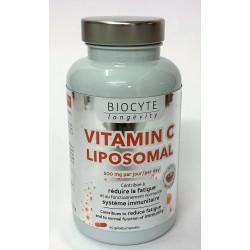 Biocyte - Vitamine C Liposomal (90 gélules)