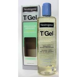 Neutrogena - Shampooing antipelliculaire T/Gel Pellicules grasses (250 ml)